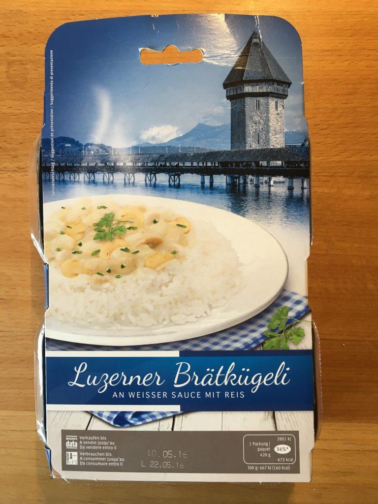 Luzerner Brätkügeli - verpackt