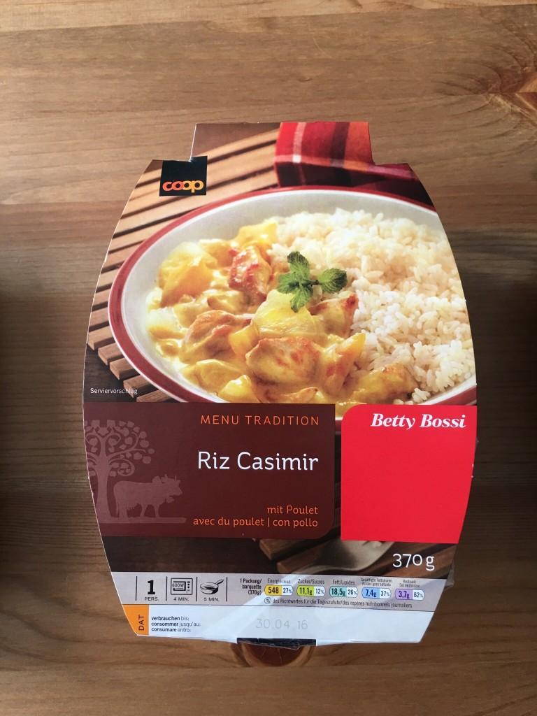 Riz Casimir - verpackt