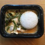 Thai Red Chicken Curry - angerichtet
